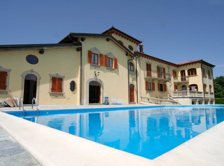 Prestigiosa Villa in Piemonte