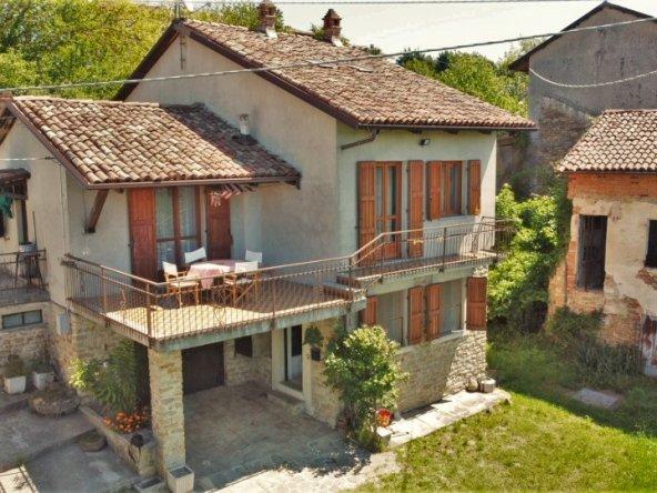casa in vendita Langa