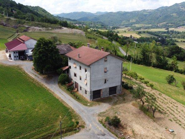 farm in Monferrato