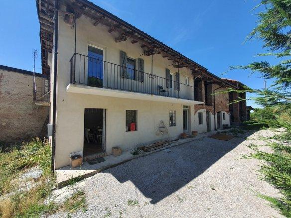 Langhe Farmhouse for Sale